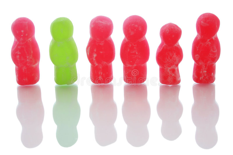 Download Jellybaby ομάδα στοκ εικόνες. εικόνα από συνεδρίαση, διαφορά - 2229406