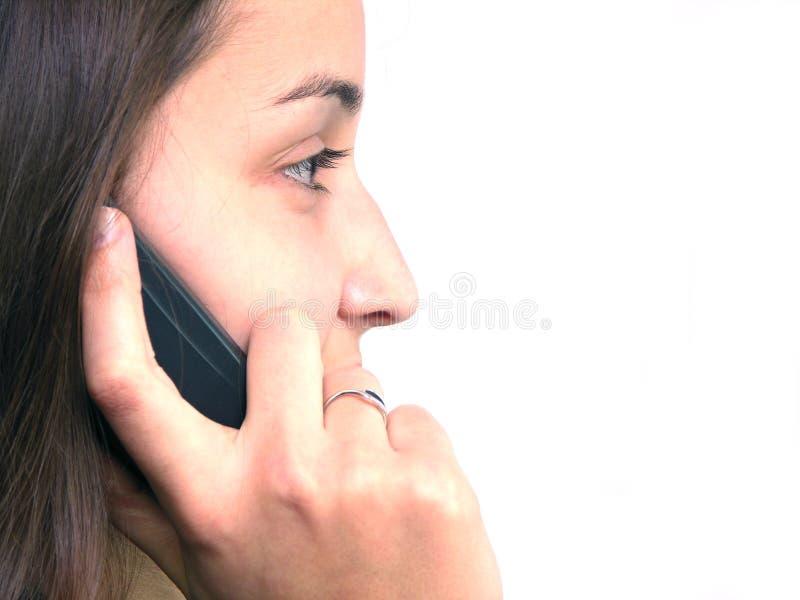 Jemand Anrufen 4 Lizenzfreies Stockbild