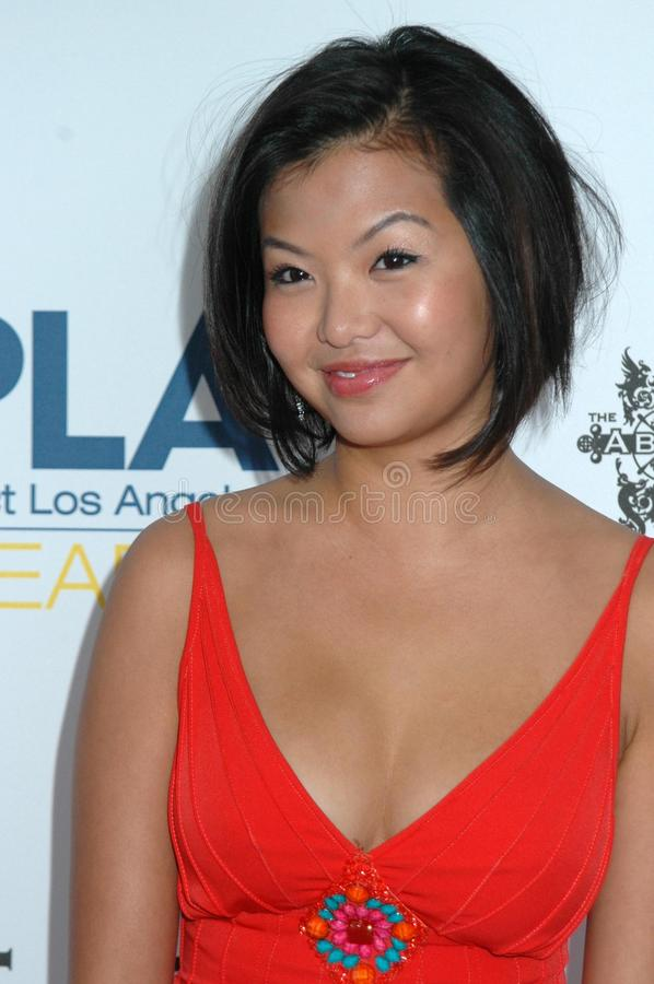 Download Jenn Liu At The APLA 'The Envelope Please' Oscar Viewing Party. The Abbey, West Hollywood, CA 02-22-09 Editorial Stock Image - Image: 22912944