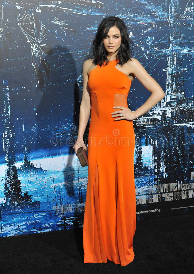 Jenna Dewan-Tatum fotografia de stock