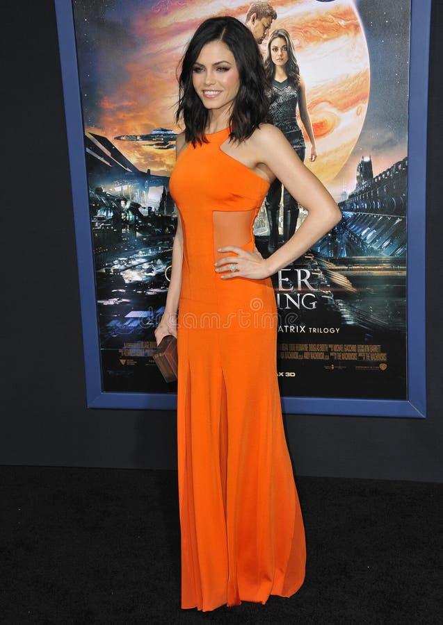 Jenna Dewan-Tatum imagem de stock