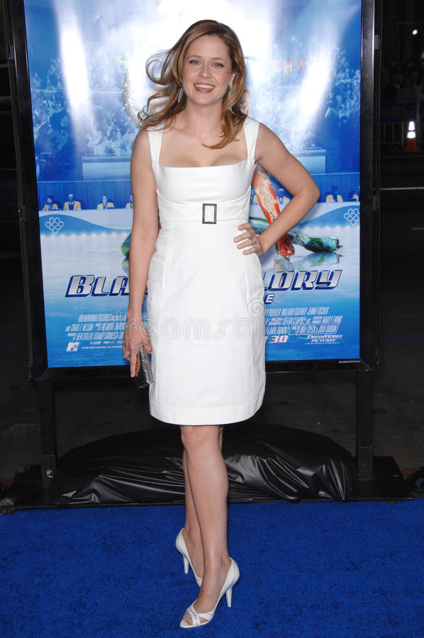 Download Jenna Fischer editorial photography. Image of premiere - 24727247