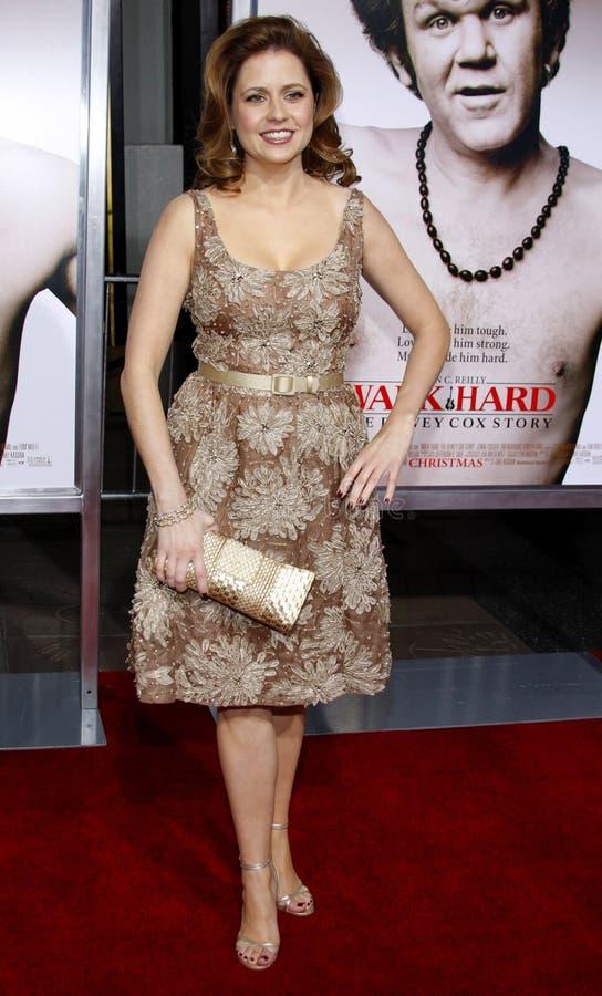 Jenna Fischer obraz stock