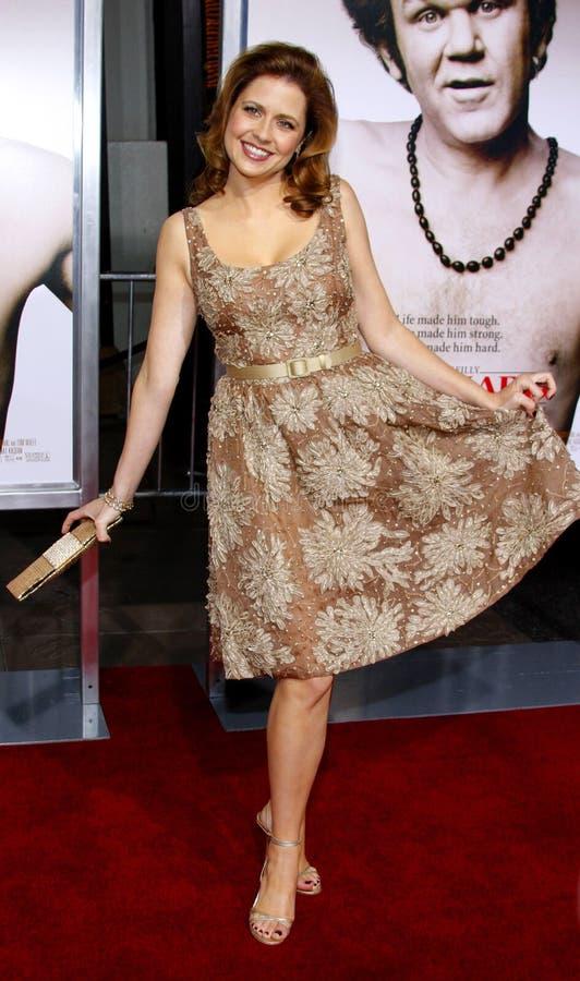 Jenna Fischer royalty-vrije stock foto