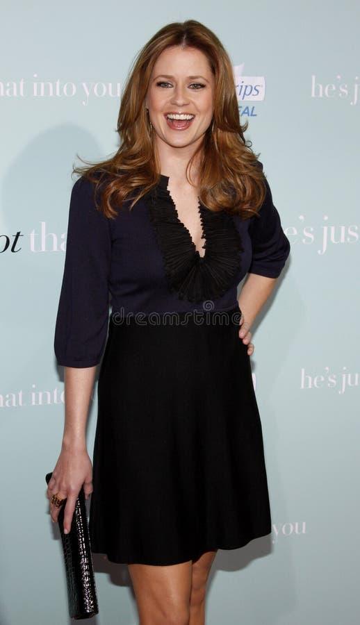 Jenna Fischer stock foto