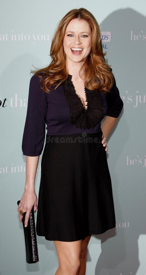 Jenna Fischer stock foto's