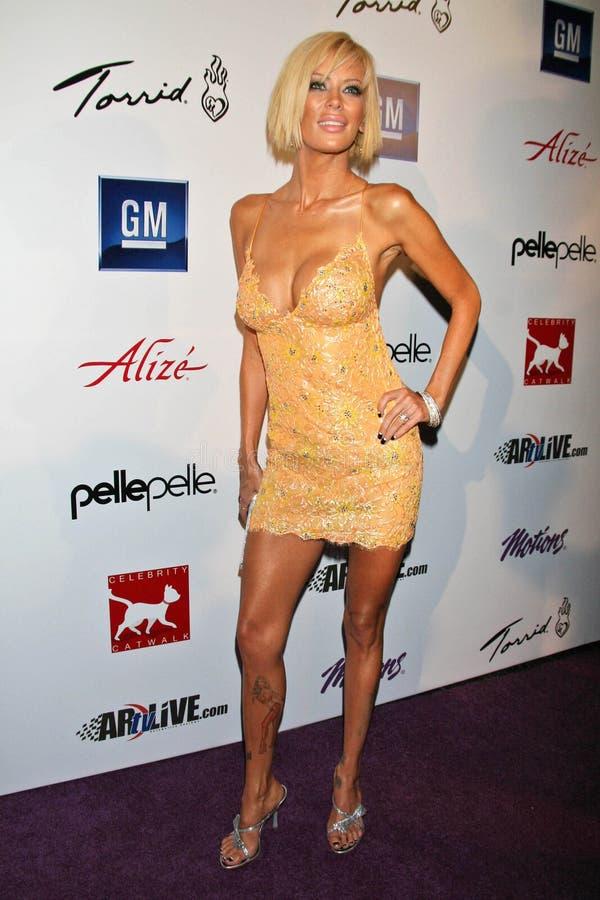 Jenna Jameson стоковые изображения rf