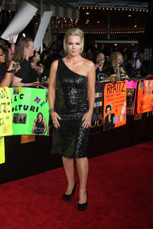 Jennie Garth royalty-vrije stock foto