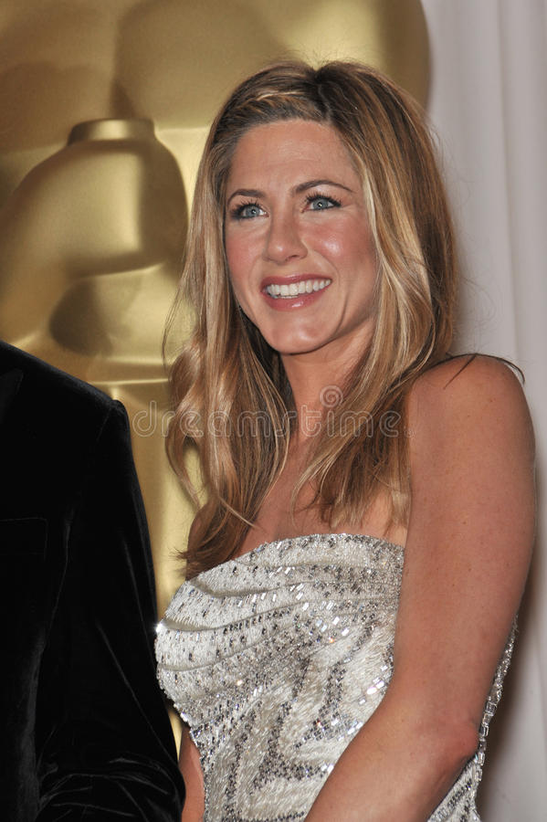 Jennifer Aniston. At the 61st Annual Academy Awards at the Kodak Theatre, Hollywood. February 22, 2009 Los Angeles, CA Picture: Paul Smith / Featureflash stock photography
