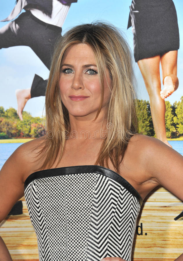 Jennifer Aniston. At the world premiere of her new movie Wanderlust at the Mann Village Theatre, Westwood. February 16, 2012 Los Angeles, CA Picture: Paul Smith stock photos