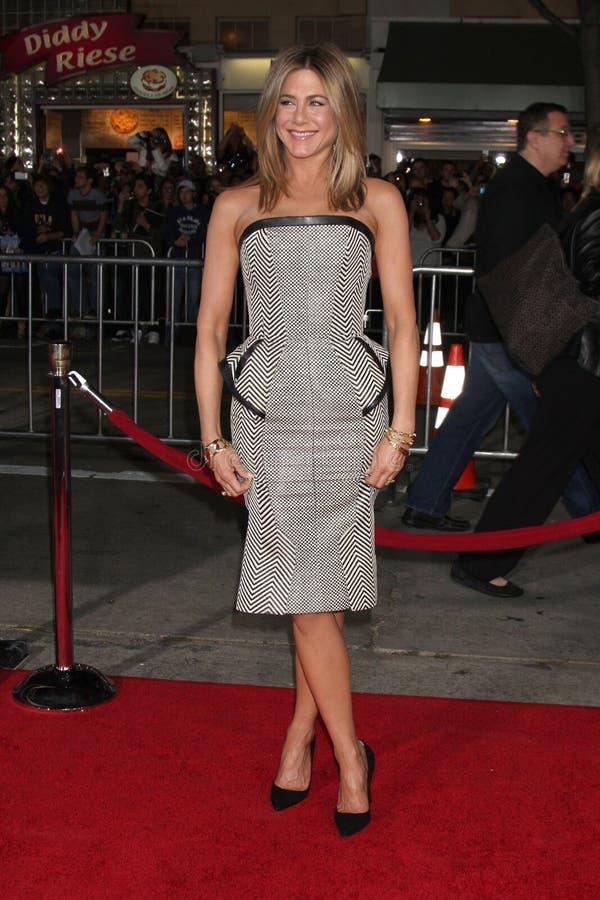Jennifer Aniston stock foto
