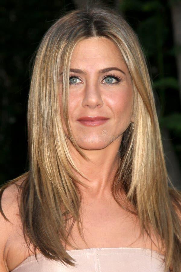 Jennifer Aniston fotografía de archivo