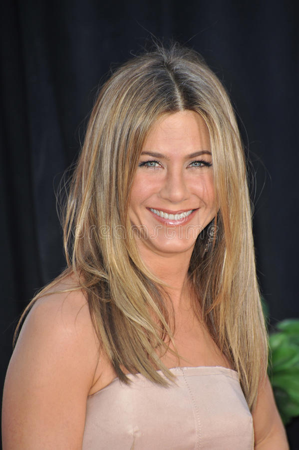 Jennifer Aniston. At the world premiere of her new movie The Switch at the Cinerama Dome, Hollywood. August 16, 2010 Los Angeles, CA Picture: Paul Smith / stock image