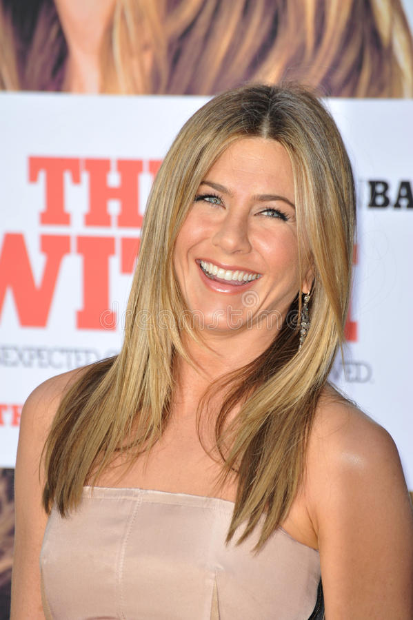 Jennifer Aniston. At the world premiere of her new movie The Switch at the Cinerama Dome, Hollywood. August 16, 2010 Los Angeles, CA Picture: Paul Smith / stock photo