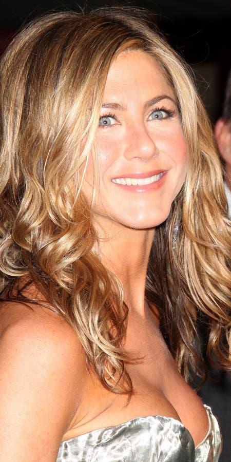 Jennifer Aniston imágenes de archivo libres de regalías
