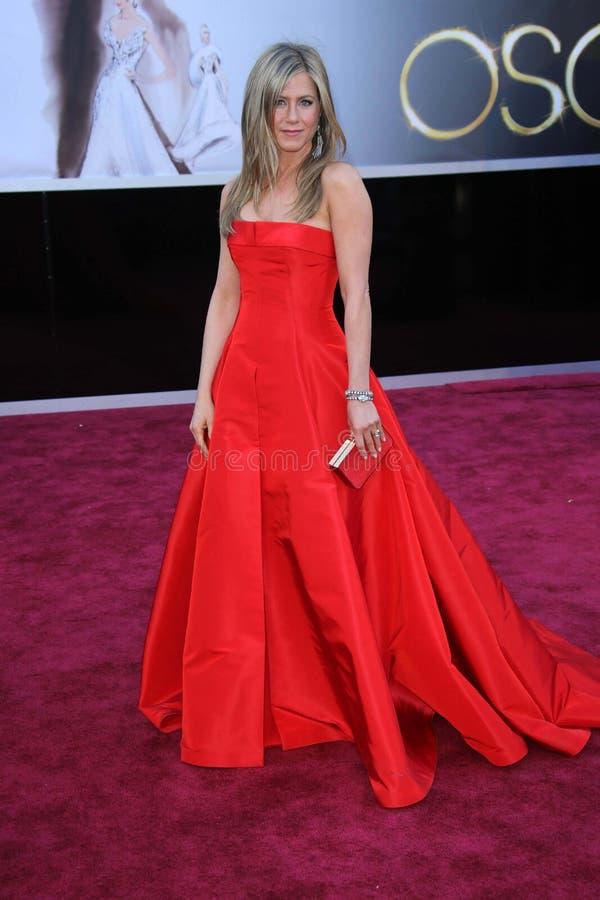 Jennifer Aniston στοκ εικόνες