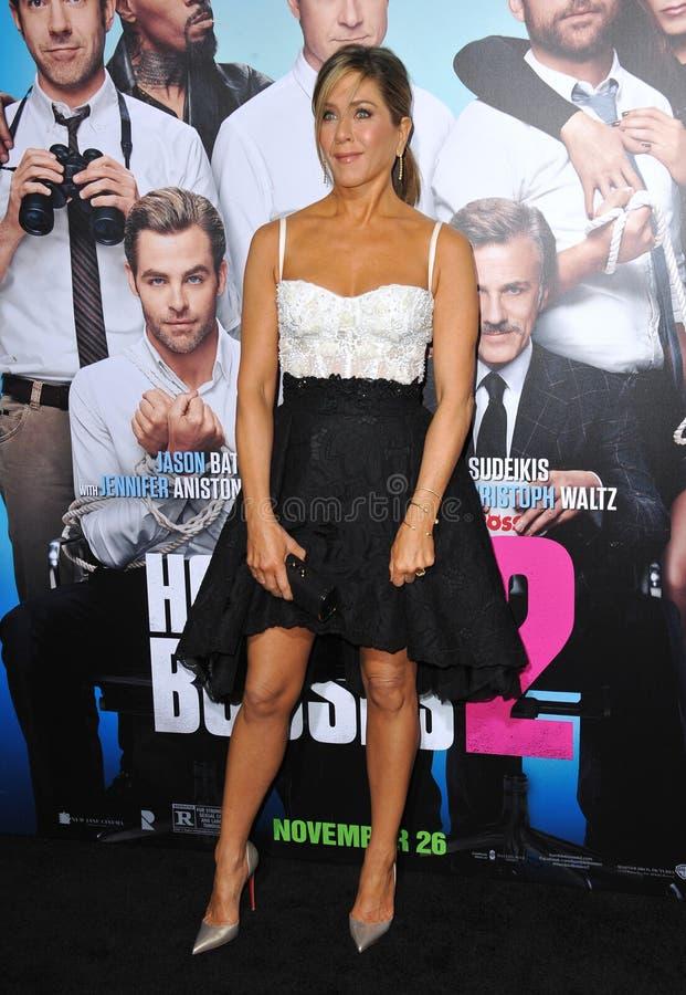 Jennifer Aniston photos libres de droits