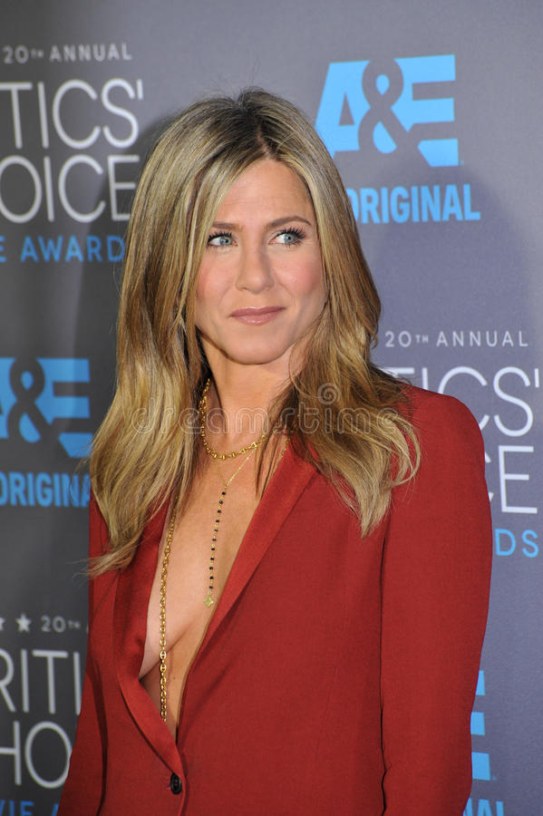 Jennifer Aniston photos libres de droits