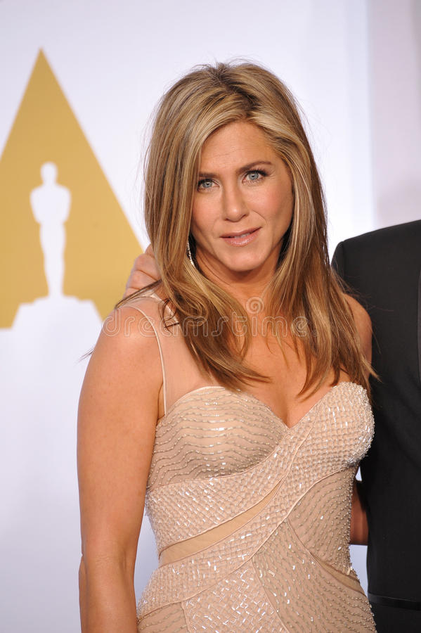 Jennifer Aniston photo stock