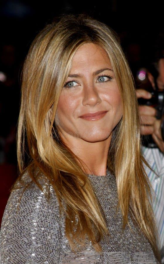 Jennifer Aniston foto de stock