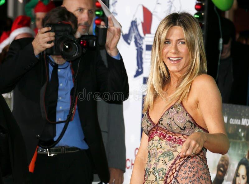 Jennifer Aniston imagem de stock royalty free