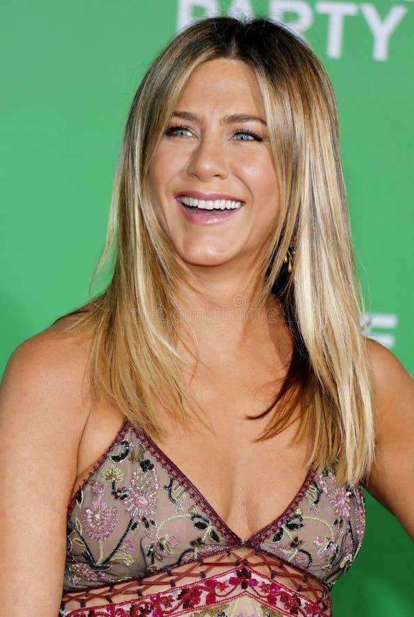 Jennifer Aniston imagens de stock royalty free