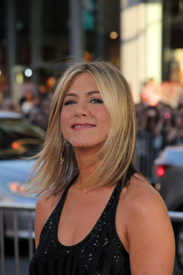 Jennifer Aniston. At the 'Horrible Bosses' Los Angeles Premiere, Chinese Theater, Hollywood, CA. 06-30-11 stock photos