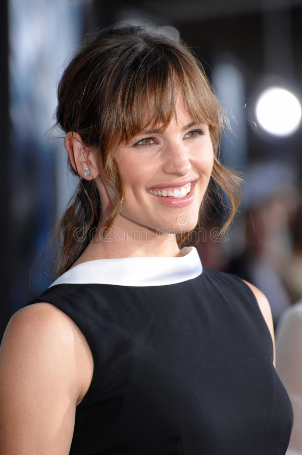 Jennifer Garner. At the world premiere of The Bourne Ultimatum at the Arclight Theatre, Hollywood. July 26, 2007 Los Angeles, CA Picture: Paul Smith / stock photos