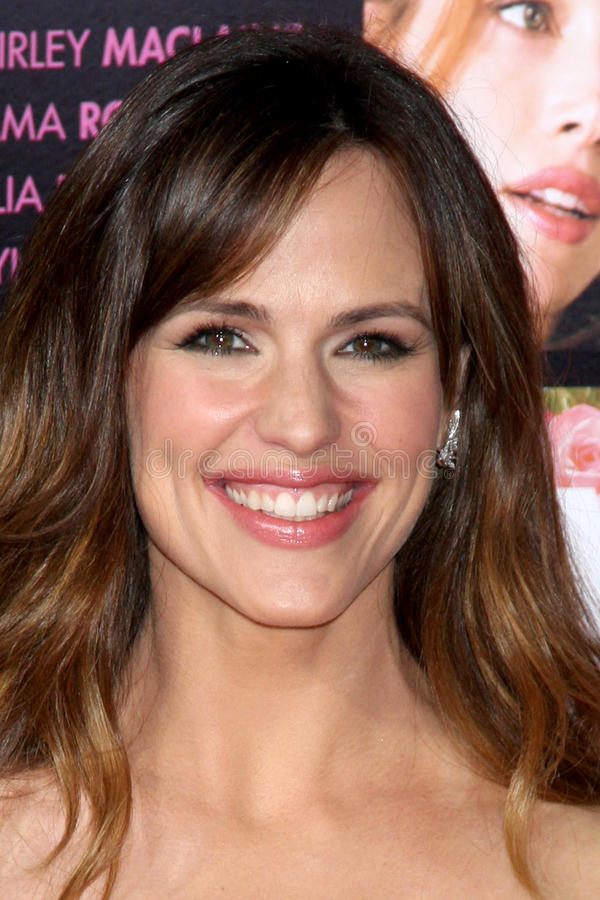 Jennifer Garner royalty-vrije stock foto's