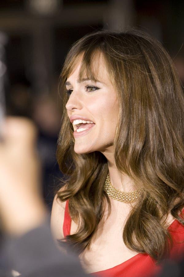 Jennifer Garner 3 royalty free stock photo