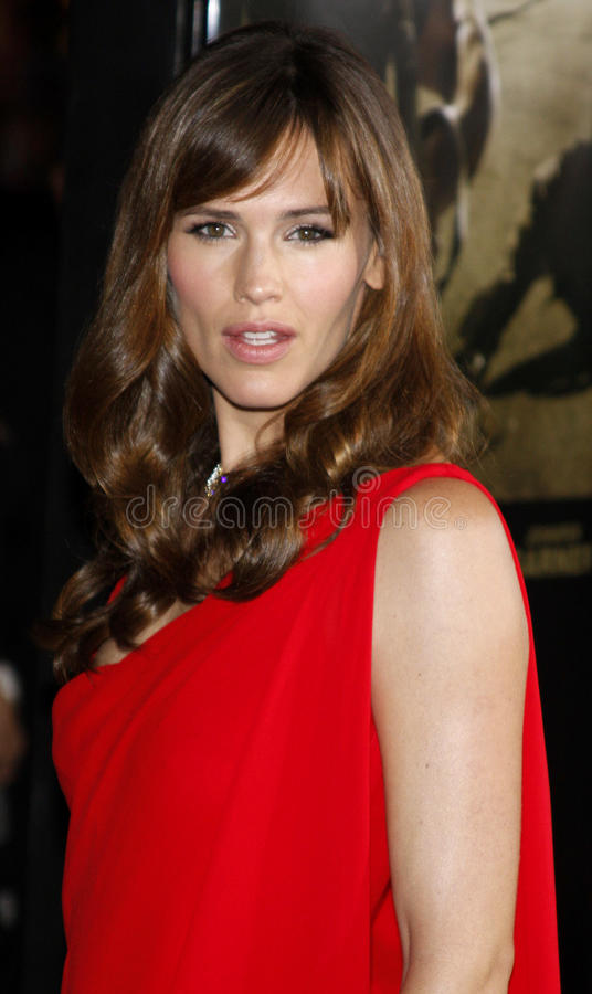 Jennifer Garner foto de stock royalty free