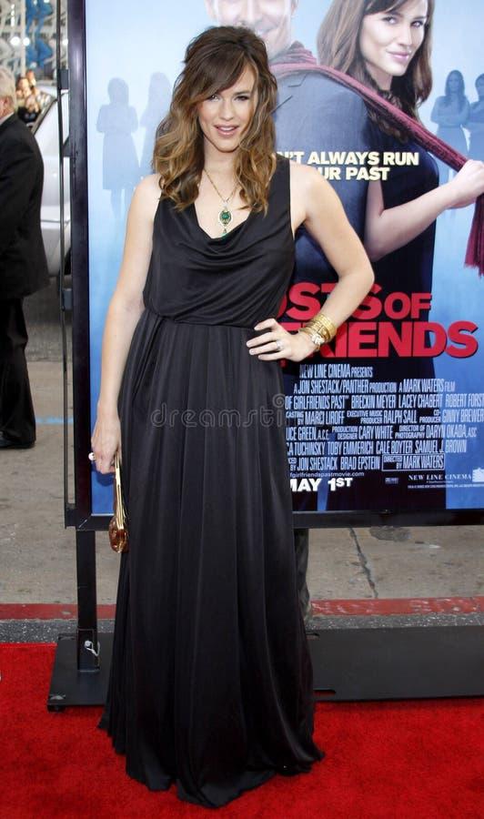 Jennifer Garner fotografia stock libera da diritti