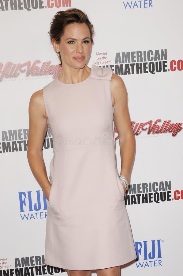 Jennifer Garner fotografía de archivo libre de regalías