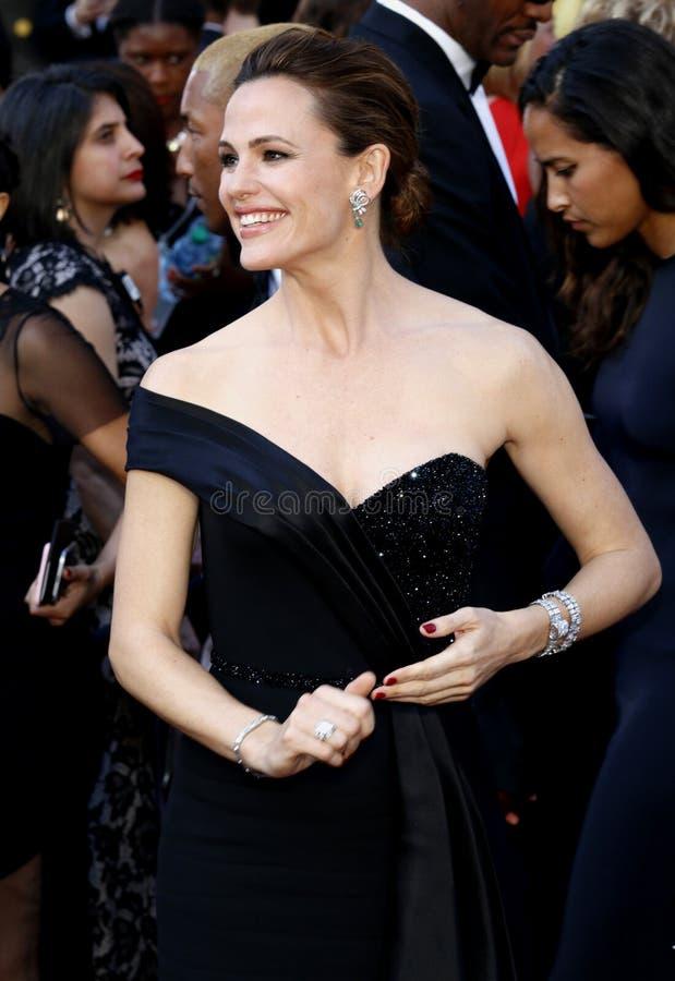 Jennifer Garner foto de archivo libre de regalías
