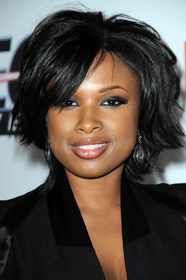 Jennifer Hudson. At the Salute To Icons Clive Davis Pre-Grammy Gala. Beverly Hilton Hotel, Beverly Hills, CA. 02-07-09 royalty free stock photo