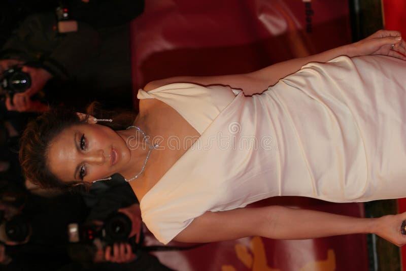 Jennifer López fotografia de stock royalty free