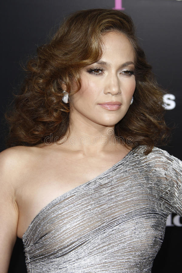 Jennifer López fotografía de archivo