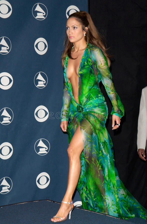 Jennifer López imagen de archivo
