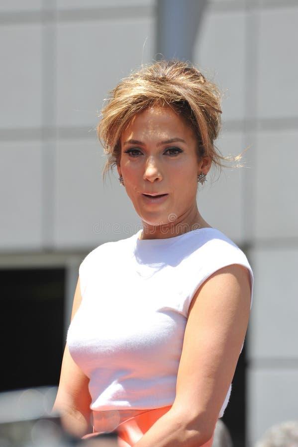 Jennifer López imagenes de archivo
