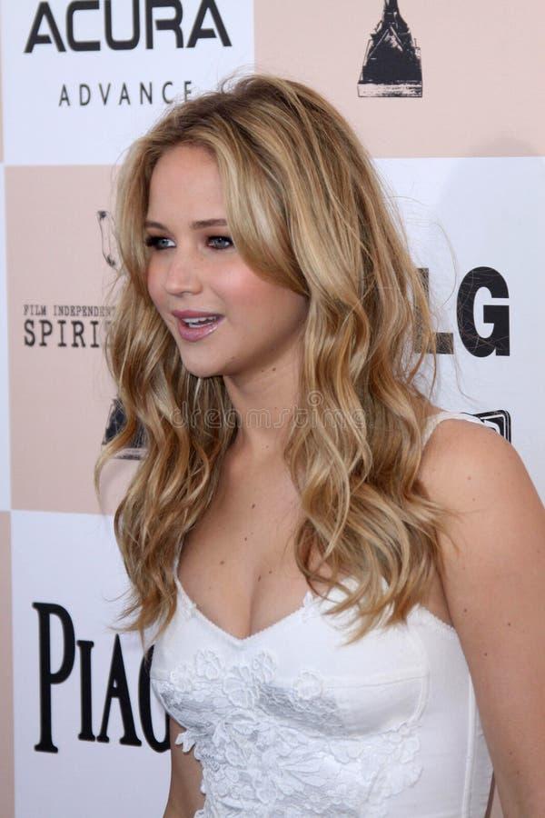 Jennifer Lawrence στοκ εικόνες με δικαίωμα ελεύθερης χρήσης