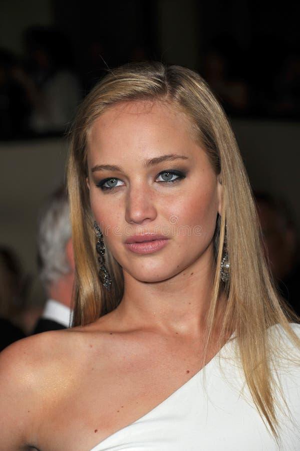 Jennifer Lawrence στοκ φωτογραφίες