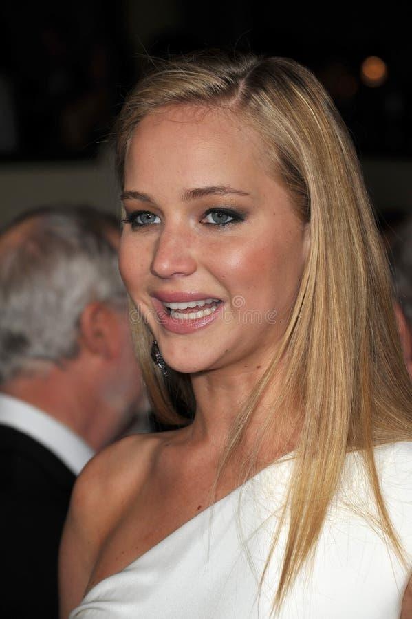 Jennifer Lawrence στοκ φωτογραφία με δικαίωμα ελεύθερης χρήσης