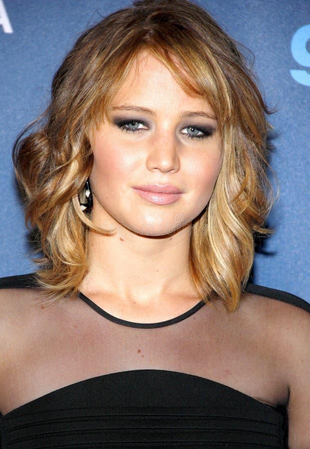 Jennifer Lawrence στοκ εικόνα