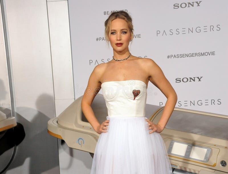 Jennifer Lawrence imagens de stock royalty free