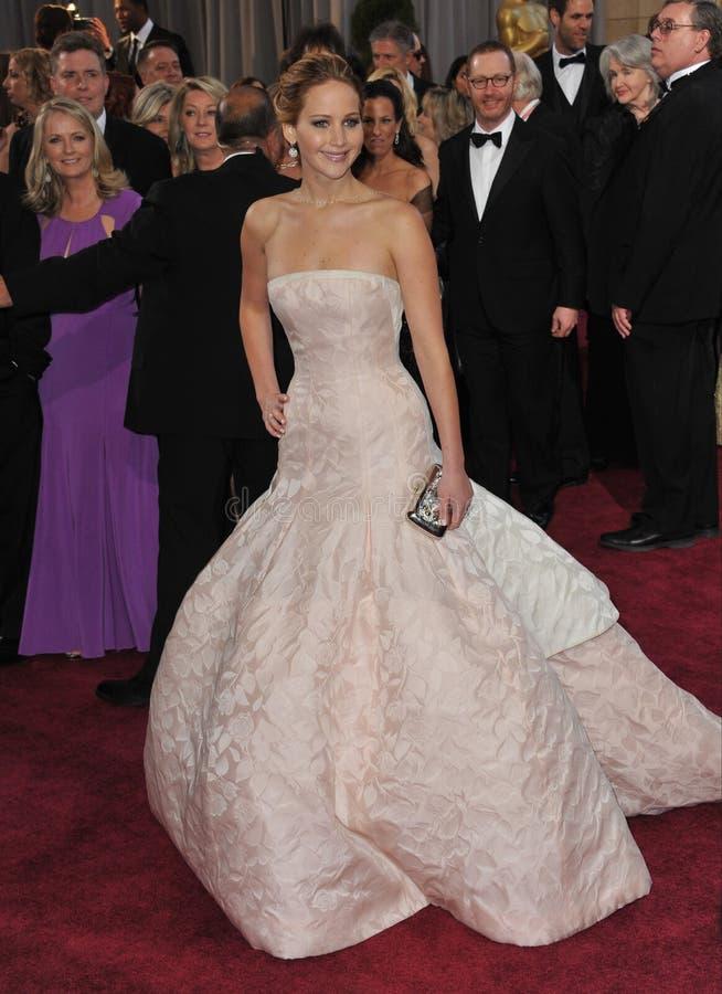 Jennifer Lawrence immagini stock