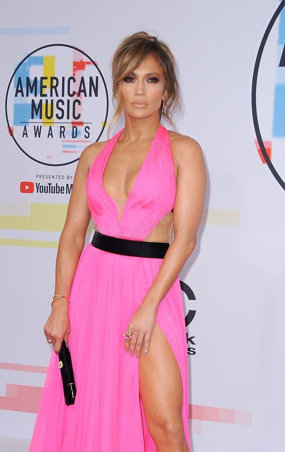 Jennifer Lopez photo libre de droits