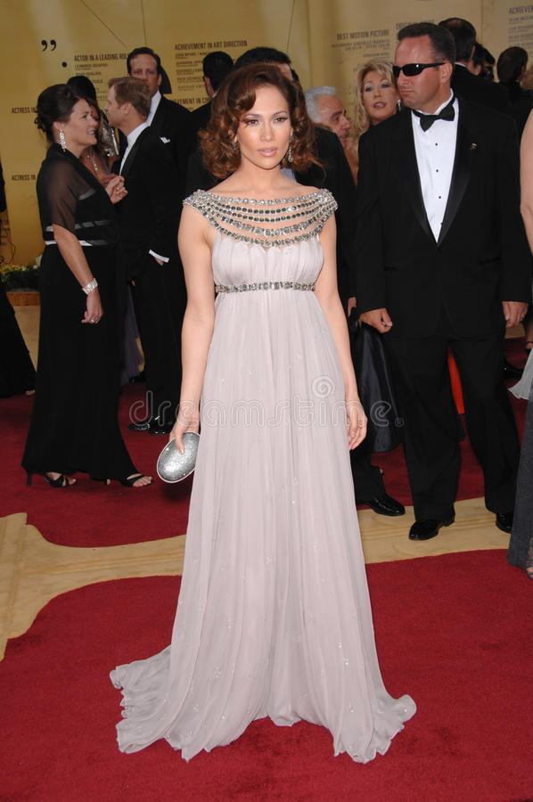 Jennifer Lopez. At the 79th Annual Academy Awards at the Kodak Theatre, Hollywood. February 26, 2007 Los Angeles, CA Picture: Paul Smith / Featureflash stock photography