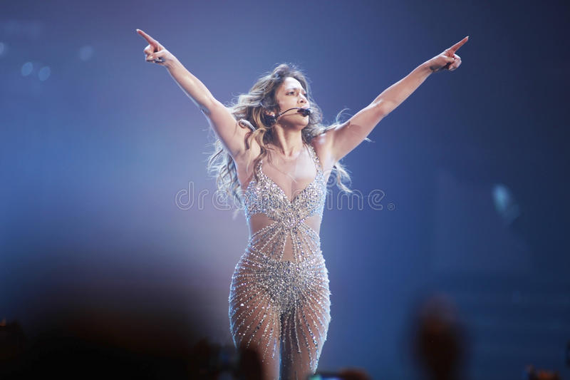 Jennifer Lopez stockfotos