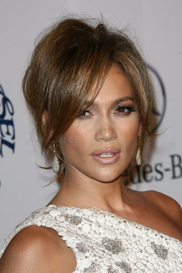 Jennifer Lopez fotografía de archivo libre de regalías