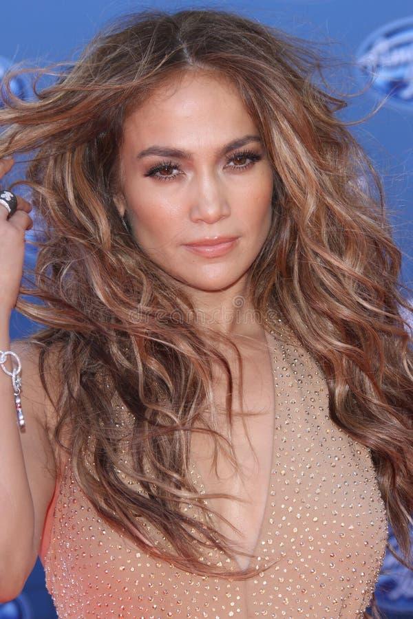JENNIFER LOPEZ, Jennifer Lopez obrazy royalty free